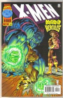 X-Men #59 comic book mint 9.8