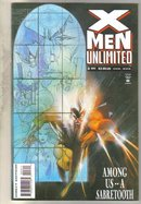 X-Men Unlimited #3 comic book mint 9.8