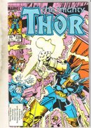 Mighty Thor #339 comic book near mint 9.4