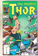 Mighty Thor #346 comic book near mint 9.4