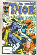 Mighty Thor #359 comic book mint 9.8