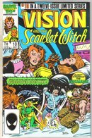 Vision and the Scarlet Witch #10 comic book mint 9.8