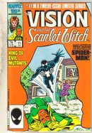 Vision and the Scarlet Witch #11 comic book mint 9.8