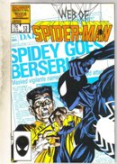Web of Spider-man #13 comic book near mint 9.4