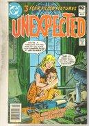 Unexpected #197 comic book fine 6.0