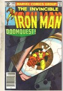 Iron Man #149 comic book fine 6.0