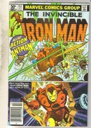 Iron Man #151 comic book near mint 9.4