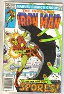 Iron Man #157 comic book fine 6.0