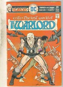 Warlord #2 comic book fine 6.0