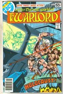 Warlord #15 comic book near mint 9.4