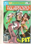 Warlord #41 comic book near mint 9.4