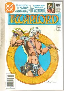 Warlord #51 comic book mint 9.8