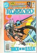 Warlord #52 comic book near mint 9.4