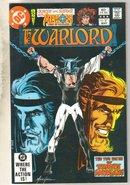 Warlord #57 comic book near mint 9.4