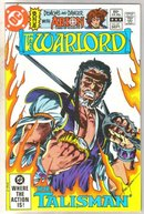Warlord #61 comic book mint 9.8