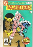 Warlord #72 comic book very fine 8.0