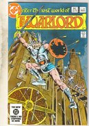 Warlord #75 comic book near mint 9.4