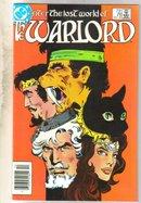 Warlord #76 comic book near mint 9.4