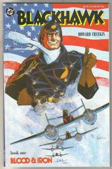 Blackhawk Book One comic book mint 9.8