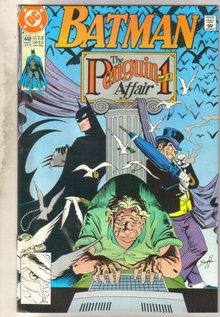 Batman #448 comic book mint 9.8