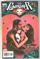Punisher Bloody Valentine One-Shot mint 9.8