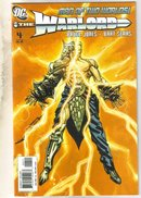 Warlord #4 comic book mint 9.8