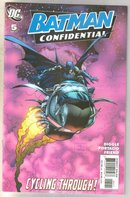 Batman Confidential #5 comic book near mint 9.4