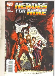 Heroes For Hire #3 comic book mint 9.8
