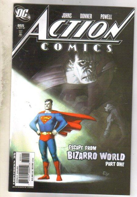 Action #855 comic book mint 9.8