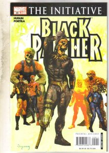 Black Panther #29 comic book mint 9.8