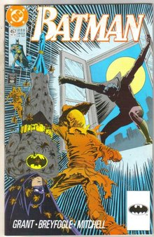 Batman #457 comic book mint 9.8
