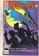 Batman #461 comic book near mint 9.4