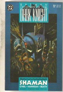 Batman Legends of the Dark Knight #2 comic book mint 9.8