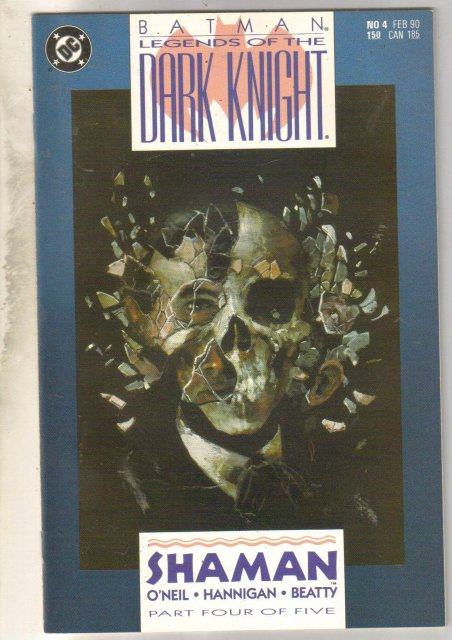 Batman Legends of the Dark Knight #4 comic book mint 9.8