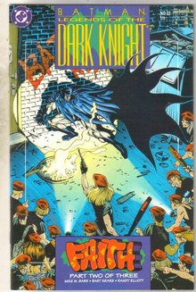 Batman Legends of the Dark Knight #22 comic book mint 9.8