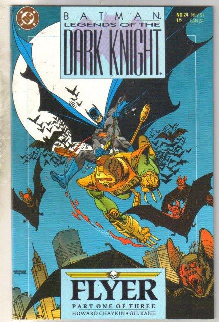 Batman Legends of the Dark Knight #24 comic book mint 9.8