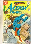 Action Comics #469 comic book fine 6.0