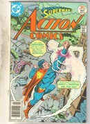 Action Comics #471 comic book fine 6.0