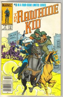 Rawhide Kid #3 comic book very fine 8.0