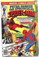 Spectacular Spider-man comic #1 fine 6.0