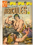 Hercules #1 comic book very fine 8.0