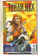 Jonah Hex Riders of the Worm and Such #1 comic book very fine 8.0
