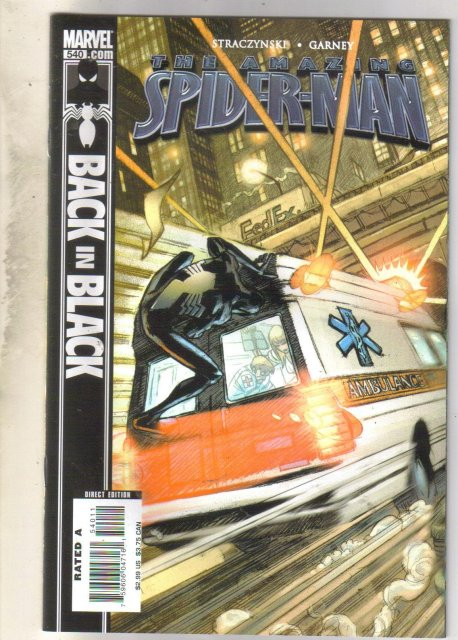 Amazing Spider-man #540 comic mint 9.8