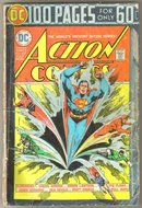 Action Comics #437 comic book good 2.0