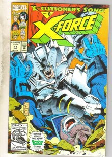 X-Force #17 comic book mint 9.8