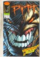 Pitt #1 comic book mint 9.8