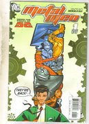 Metal Men #1 comic book mint 9.8