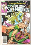 Prince Namor The Sub-Mariner #4 comic book near mint 9.4