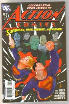 Action Comics #850 comic book mint 9.8