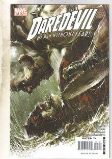 Daredevil #97 comic book near mint 9.4